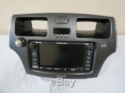 02-03 Lexus es300 es330 PANEL GPS VOICE NAVIGATION AM FM CD Player Display OEM