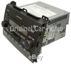 03 04 05 Lexus GX470 GX-470 Radio 6 CD Disc Changer Tape Player Pioneer P6822