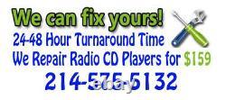 04 05 06 07 08 09 10 Toyota SIENNA JBL Radio Tape CD Disc Player Changer 16840