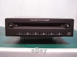 05 06 07 08 09 10 Honda Odyssey 6 Disc CD Changer Player OEM PH-2612M