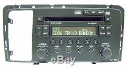 05 06 07 08 VOLVO V70 S60 RDS Radio Stereo 6 Disc Changer CD Player OEM HU-850