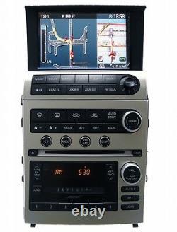 05 06 07 Infiniti G35 Navigation GPS Radio BOSE 6 Disc Changer CD Player Climate