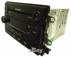 05 06 FORD Mustang SHAKER 1000 AM FM Radio 6 Disc Changer MP3 CD Player OEM