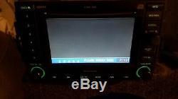 05-07 Dodge Chrysler Jeep 6 Disc DVD GPS Navigation Navi Stereo Radio REC OEM