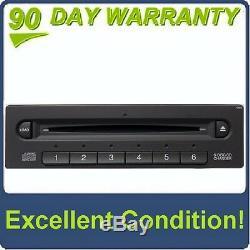 06 07 08 Honda RIDGELINE OEM In-Dash Navigation 6 Disc Changer CD Player 4AS2