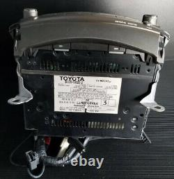 06-07-08 Lexus Is250 Is350 Radio Stereo 6 Disc CD Player Changer Climate Control