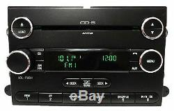 07 08 09 Ford EDGE F150 Explorer Radio MP3 6 Disc CD Changer Player Subwoofer