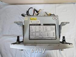 07 08 09 Toyota Camry Radio CD GPS Climate Control Face Plate OEM 559000616100