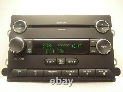 08 09 FORD Edge LINCOLN MKX Radio 6 Disc Changer MP3 CD Player Factory OEM