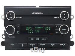 08 09 FORD Mustang Shaker 500 Satellite Radio Stereo 6 Disc Changer CD Player