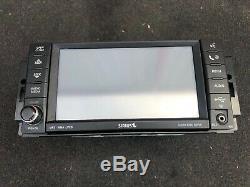 08-10 Chrysler Jeep Dodge SAT Radio Screen CD DVD MP3 Player REN NO NAVI OEM