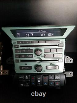 09-10-11 Honda Pilot Radio Stereo 6 Disc CD Player Changer Climate Navigation