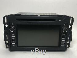09-10 2009-2010 Enclave Traverse Radio CD Navigation Display Screen OEM TESTED
