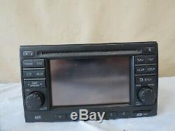 10 11 12 Nissan Sentra CD AUX XM AM FM Player Receiver NAVI Screen Display OEM