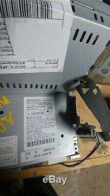 10 11 12 Subaru Legacy Outback SAT Radio CD DVD AUX MP3 Player NAVI Screen OEM