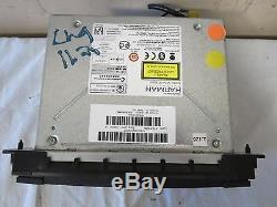 13-14 Chrysler 200 Challenger Avenger Radio Screen Face Plate RHR OEM 05064737AC