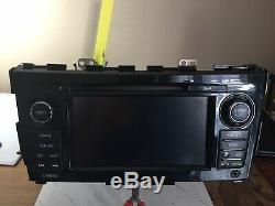 13 14 Nissan Altima XM Radio CD AUX Stereo Navigation GPS Info Display OEM