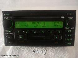 2000 2001 2002 2003 Toyota Celica Highlander Radio Tape 6 CD Disc Changer Player