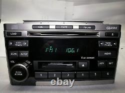 2002-2003 Nissan Maxima Bose Radio Tape 6 Disc Changer CD Player CR260 OEM