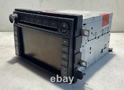 2007 2009 FORD EXPEDITION NAVIGATION GPS Radio 6 Disc Changer MP3 CD Player