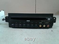 2007 Chrysler Town and Country 6 Disc Changer CD & DVD Player P05094033AE OEM