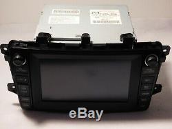 2011-12 Mazda CX-9 Navigation Radio Stereo Audio System TG1866DV0 14799290 OEM