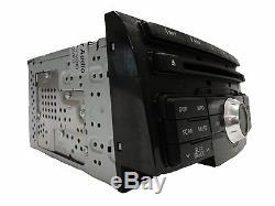 2011 2012 Hyundai Sonata INFINITY HD XM Bluetooth Aux 6 Disc Changer CD Player