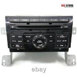 2011-2012 Hyundai Sonata Radio Stereo 6 Disc Changer Cd Player 96190-3Q000