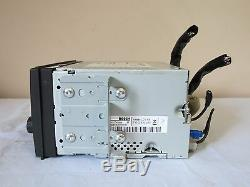2011-2014 Nissan Juke Cube Radio CD MP3 USB GPS Screen Player OEM 259151FS0A