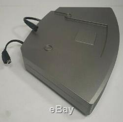 3 Disc Multi CD Changer for Bose Wave Radio Player Music System Silver Graphite