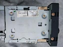 Audi A2 Head Unit Double Din Symphony Disc Changer CD Player Radio 8z0 035 195c
