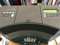 BOSE Acoustic Wave Music System II With 5 DISC CD Player Changer and Remote