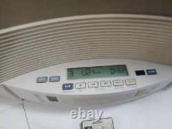 BOSE Acoustic Wave System CD-3000 5 Disc Changer Works! But Top CD Player Doesnt
