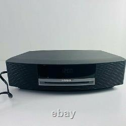 BOSE WAVE MUSIC SYSTEM AWRCC1 CD PLAYER With REMOTE & 3-DISK MULTI-CD CHANGER