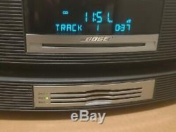 BOSE WAVE RADIO CD AM/FM MULTI DISC CD PLAYER CHANGER With2 REMOTE CONTROLS