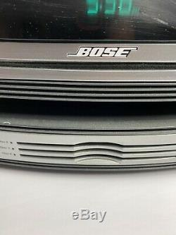 BOSE WAVE RADIO CD AWRCC1 AM/FM MULTI DISC CD PLAYER CHANGER With REMOTE CONTROL