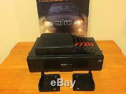 Bmw CD Changer Player 6 Disc Magazine Brackets E46 Coupe Sedan M3 325 328 330