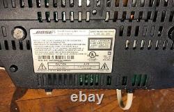 Bose 3 Disc Multi-CD Changer for Wave Radio/CD Player Music AWRCC1 System White