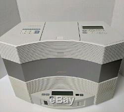 Bose Acoustic Wave Music System 2 II CD Player AM FM Multi Disc Changer
