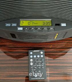 Bose Acoustic Wave Music System 2 II CD Player AM/FM with 5 Multi Disc Changer