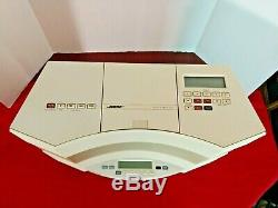 Bose Acoustic Wave Music System CD Player AM/FM 5-Disc Changer W NEW Remote