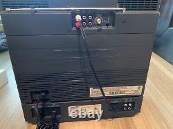 Bose Acoustic Wave Music System CD Player AM-FM Radio Aux Remote 5 Disc Changer
