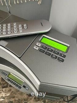 Bose Acoustic Wave Music System II 2 CD Player Radio Disc-Changer Remote Silver