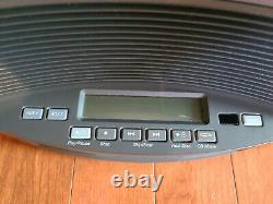 Bose Acoustic Wave Music System II AM/FM/CD Player /w 5 Disc Changer & Remote