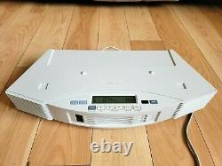 Bose Acoustic Wave Music System II Multi-Disc 5 CD Changer Player TESTED