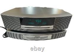 Bose Wave AWRCC1 Music System Radio CD Player + 3 Disc Changer No Remote