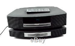 Bose Wave AWRCC1 Music System Radio CD Player + 3 Disc Changer + Remote