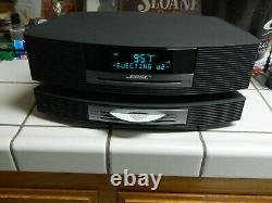 Bose Wave Radio CD Awrcc1 Am/fm Multi Disc CD Player Changer Two Remotes