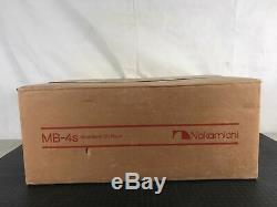 Brand New NOS Nakamichi MB-4s 7 Disc Changer CD Player Vintage Audiophile