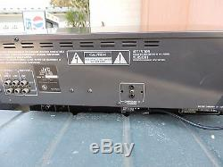 CD CHANGER DISC DUAL PLAYER MODEL DH-1500 360 (JVC) incl. About 300 cd aprox